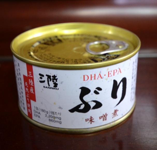 応援してます気仙沼…「三陸ぶり味噌煮」缶詰 _a0103650_2148942.jpg