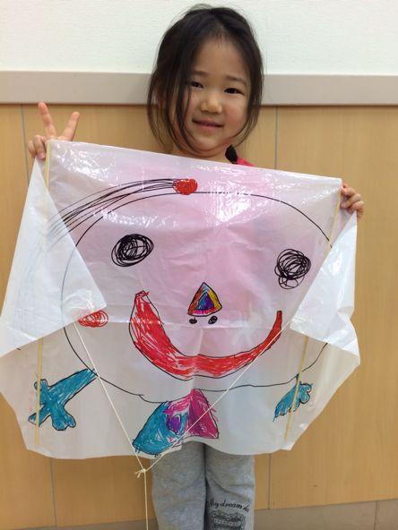 八尾教室〜凧作り_f0215199_19172524.jpg