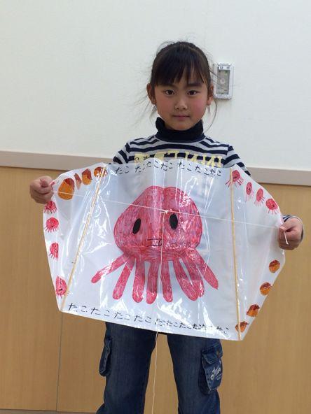 八尾教室〜凧作り_f0215199_19172656.jpg