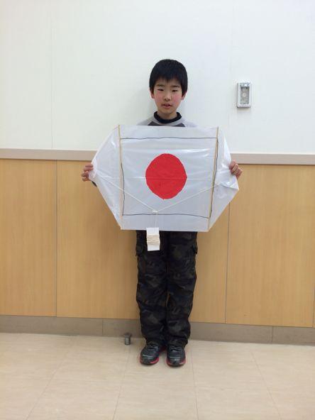 八尾教室〜凧作り_f0215199_19172773.jpg