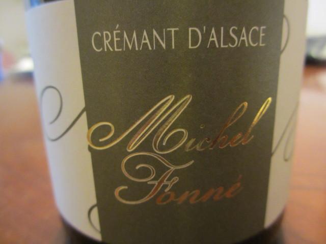 クレマン・ド・アルザスとsmelly cheeseはオヤツ♪_c0212604_21153248.jpg