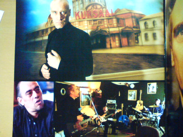 本日到着レコ 〜 Red Hot Rocking Blues / Wilko Johnson_c0104445_22285064.jpg