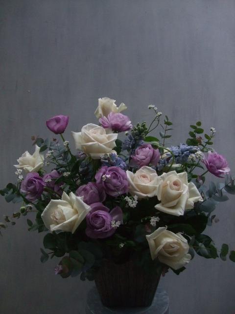 オークリーフ(紫色のラナンキュラス)_f0049672_132929.jpg