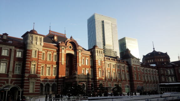東京駅!_a0268377_2073762.jpg
