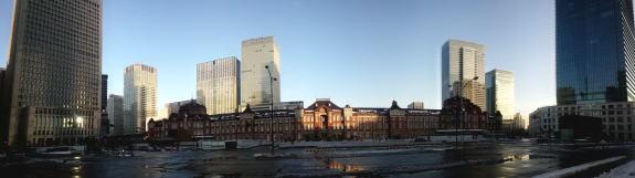 東京駅!_a0268377_2075090.jpg