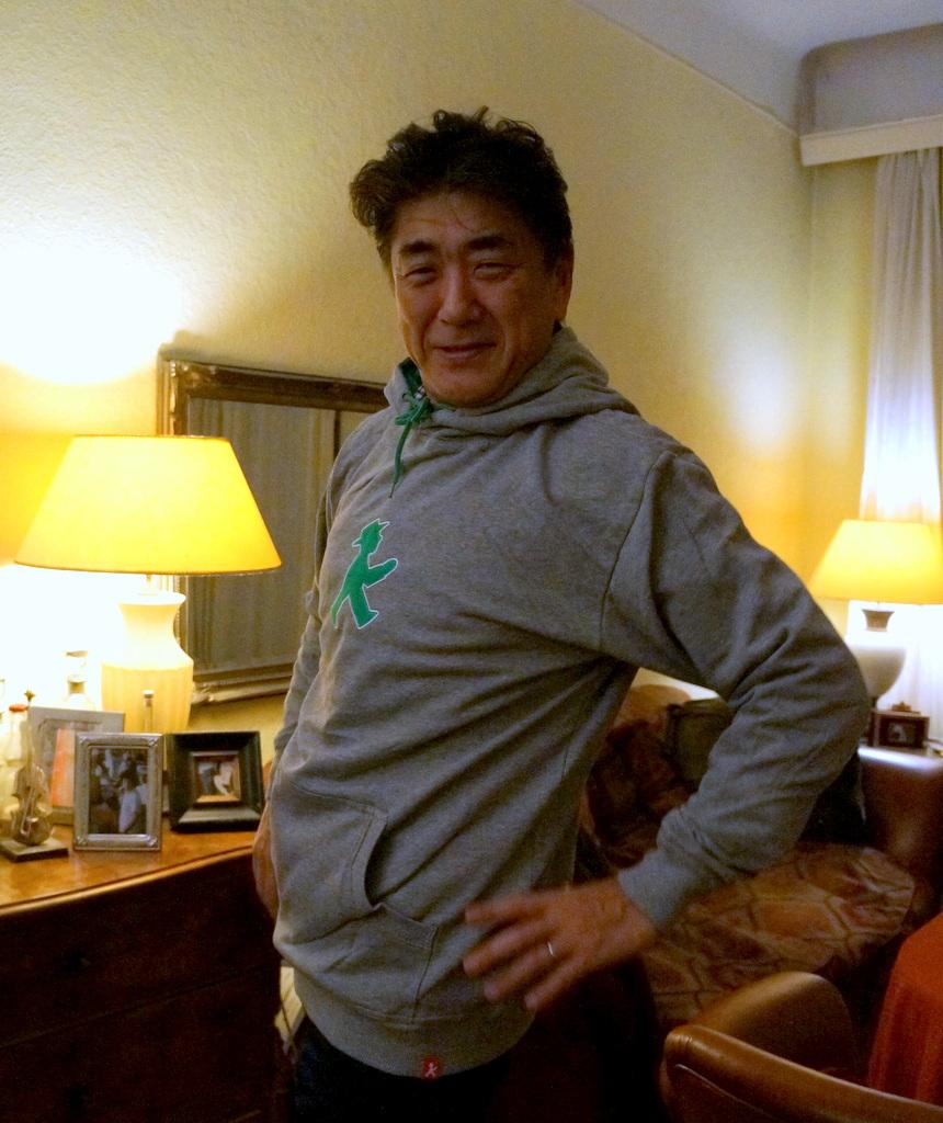 佐渡ゆーちゃんとAMPELMANN_c0180686_01205483.jpg