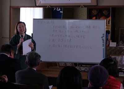 直家公命日法要 宇喜フェス☆バレンタイン編_d0179392_20544419.jpg