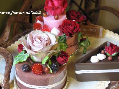 sweet sweets!バレンタインアレンジ♪_c0098807_1521812.jpg