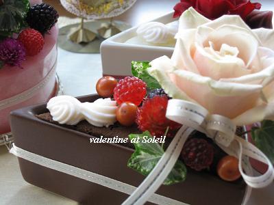 sweet sweets!バレンタインアレンジ♪_c0098807_2055155.jpg