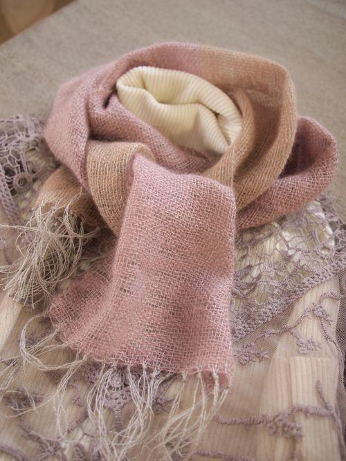 手織り物でほっこり_a0157409_7581851.jpg