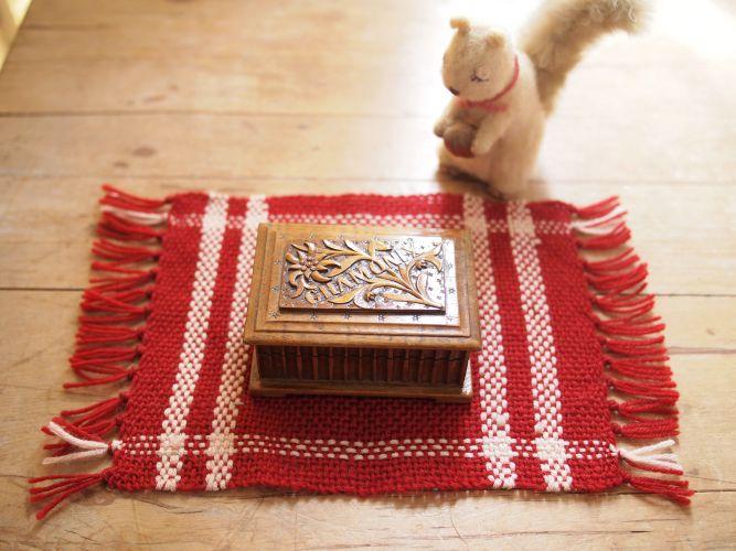 手織り物でほっこり_a0157409_815459.jpg