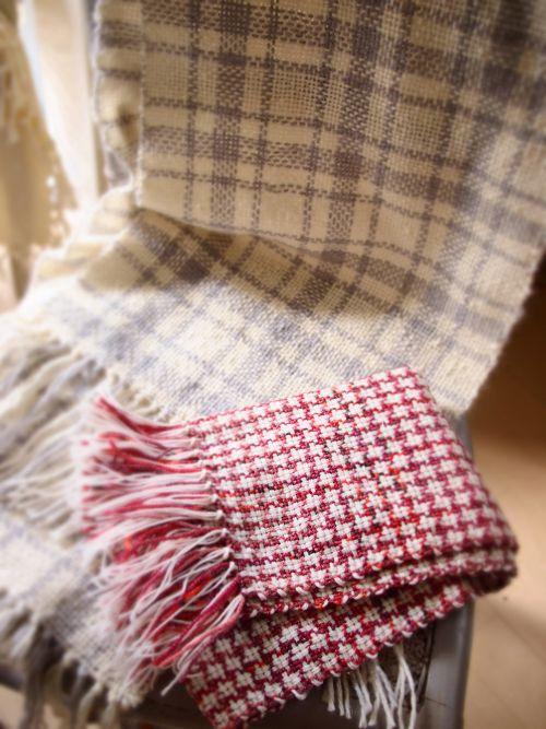 手織り物でほっこり_a0157409_832860.jpg