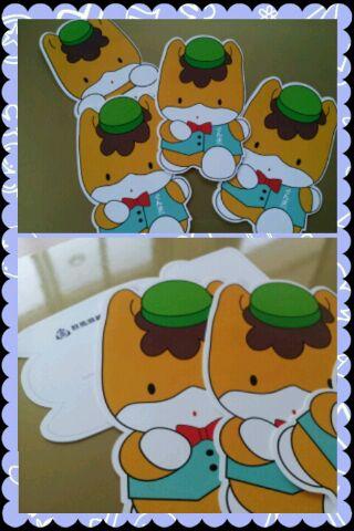 ぐんまちゃんの名刺_d0049817_21255215.jpg