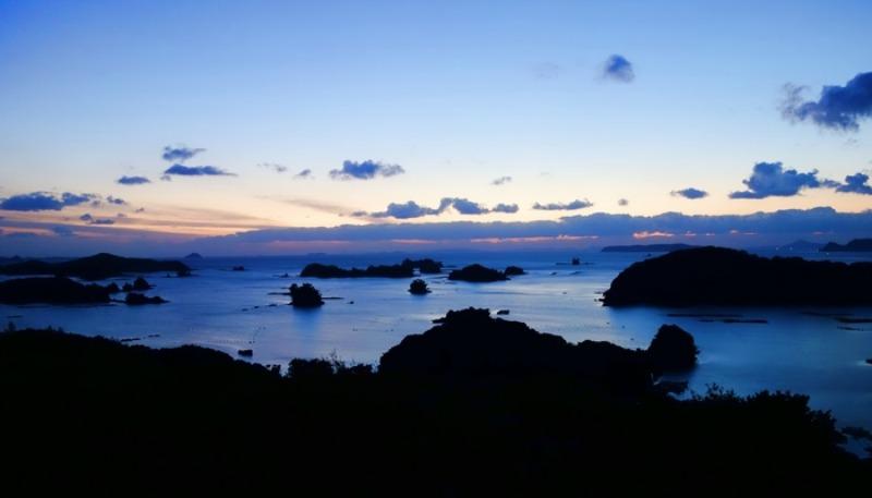 九十九島とゴセキと井手ちゃんぽん_b0135432_883854.jpg