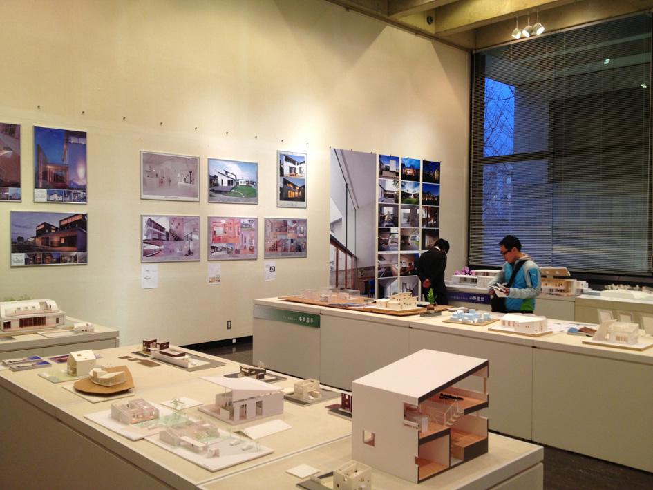 8人の建築家展 2014 〜宇都宮 明日の17時までです_e0127948_19522686.jpg