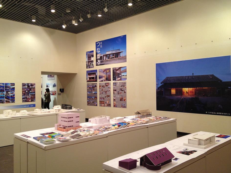 8人の建築家展 2014 〜宇都宮 明日の17時までです_e0127948_1953858.jpg