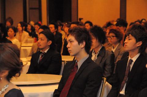 【brace】2014年株式会社ハーベン新年会 1.挨拶・体験発表など_c0080367_16240341.jpg