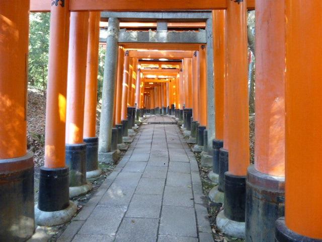 寒ーい京都_f0205367_1430556.jpg