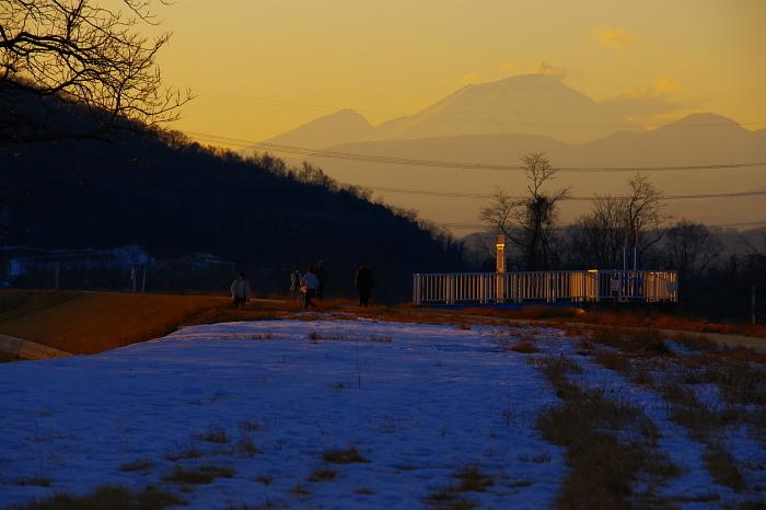 今日の碓氷河畔夕暮れ散歩_e0292469_1819311.jpg
