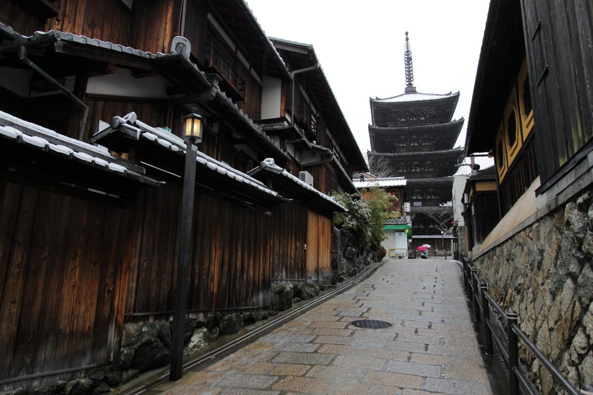 雪景色 2014 <東山>                        _f0021869_23344299.jpg