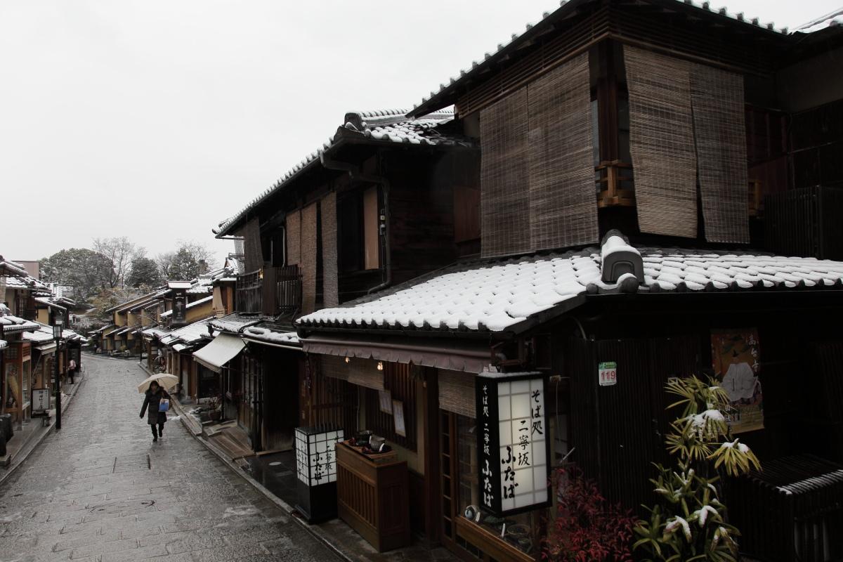 雪景色 2014 <東山>                        _f0021869_23355316.jpg