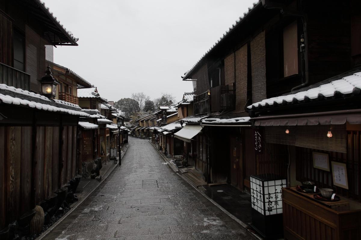 雪景色 2014 <東山>                        _f0021869_23362597.jpg