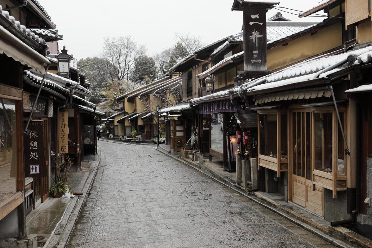 雪景色 2014 <東山>                        _f0021869_23363875.jpg