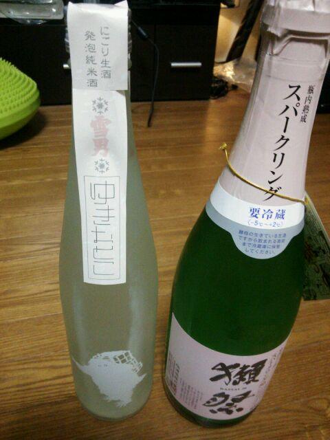 誕生日を迎えまして〜〜 高円寺|美容室envie_f0216597_1246236.jpg