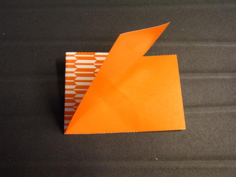 折り紙の動くハート cuore che batte ♡ Origami Ⅺ_b0246303_06334009.jpg