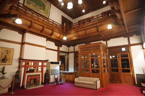 深夜入り 奈良ホテル_d0147406_22351483.jpg