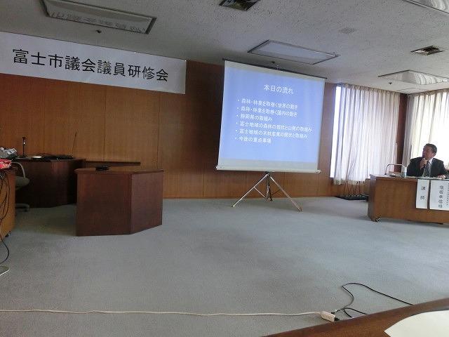 富士ヒノキのブランド化と売り込みへ!「FUJI HINOKI MADE」_f0141310_8131690.jpg