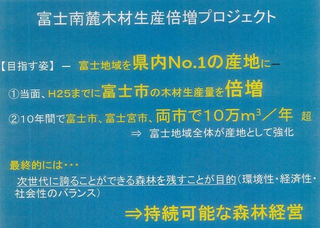 富士ヒノキのブランド化と売り込みへ!「FUJI HINOKI MADE」_f0141310_8144720.jpg