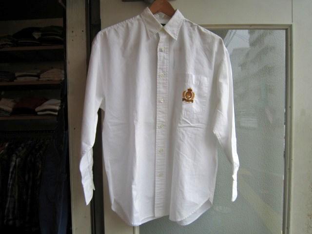 ホワイトシャツ_a0182112_16225061.jpg