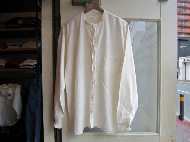 ホワイトシャツ_a0182112_16562414.jpg