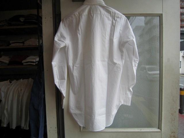 ホワイトシャツ_a0182112_17111612.jpg