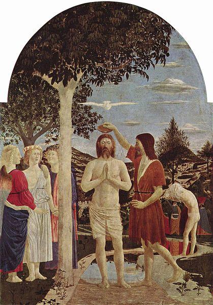 ピエロ・デラ・フランチェスカ 『キリストの降誕』_b0074416_2253630.jpg