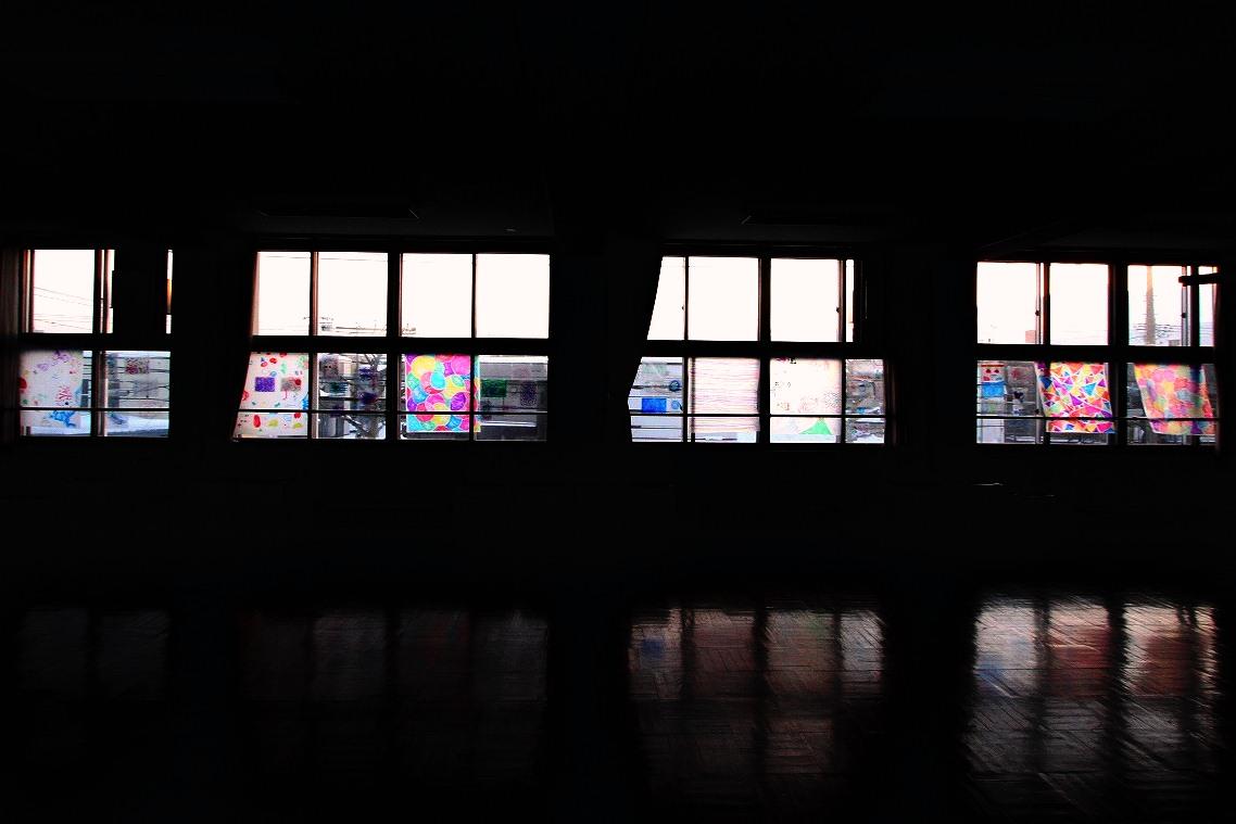 おとどけアート 北陽小学校×風間天心 2月12日(水) 前半_a0062127_22242921.jpg