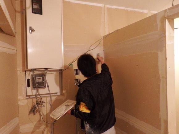梅田某商業施設 ブティック案件進捗状況_f0300358_038474.jpg