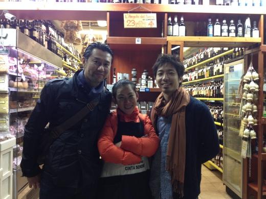 12/02/2014  東京にローマのリストランテがオープン!_a0136671_01043216.jpg