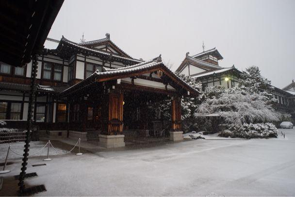 深夜入り 奈良ホテル_d0147406_22153627.jpg