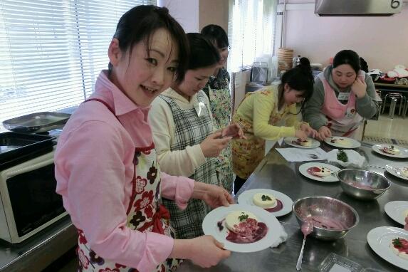 カスミユニオン様 出張料理教室in つくば_b0252508_3163924.jpg