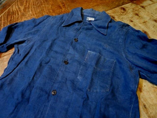 2/15(土)入荷!40-50'S BULLOCK'S PASADINA リネンシャツ!_c0144020_15051513.jpg