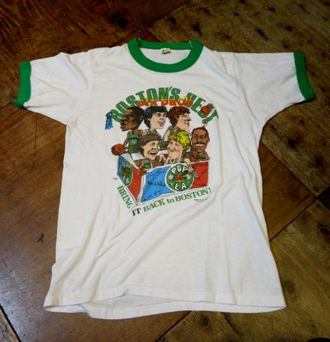2/15(土)入荷!'86 SIX PACK ラリーバードその他 バスケTシャツ!_c0144020_15101081.jpg