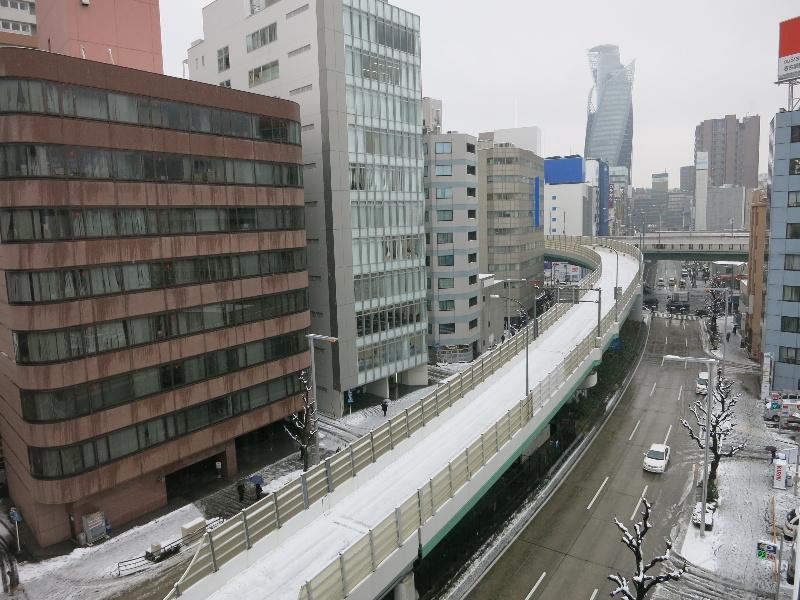 名古屋の大雪_f0016320_14473028.jpg
