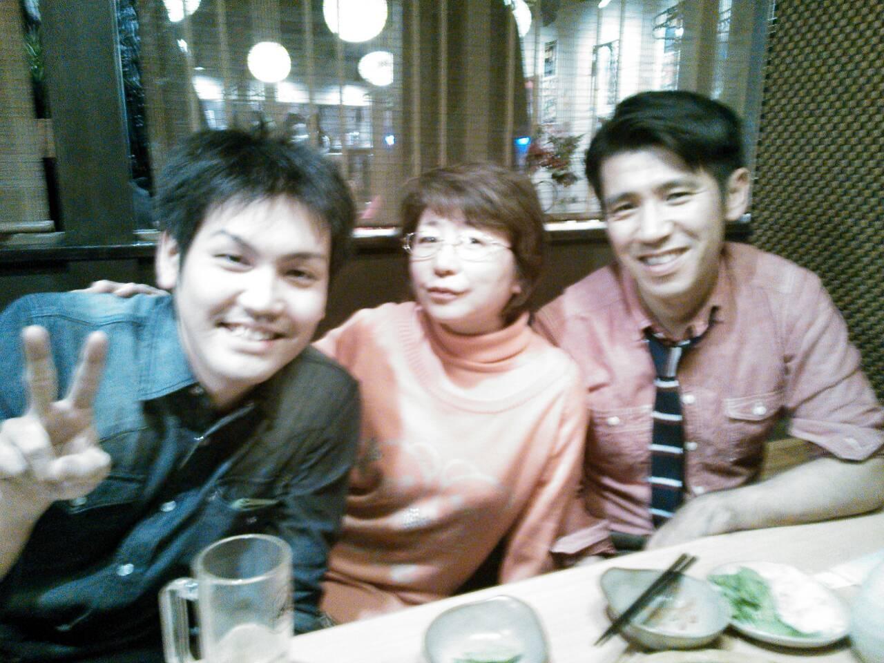 ゴリさんと飲み会_a0163623_0112980.jpg
