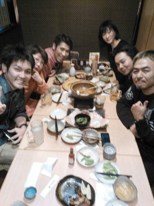 ゴリさんと飲み会_a0163623_0114991.jpg