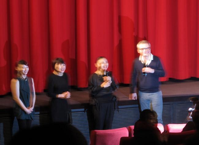 ベルリン映画祭、坂本あゆみ監督「FORMA」 。すごい映画に出会った……_f0207434_8205715.jpg