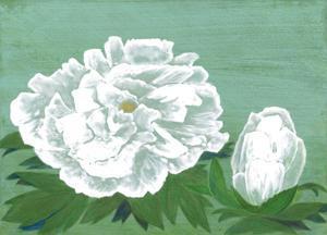 第二回・蔵織日本画塾作品展 18日までです。_d0178448_09143071.jpg