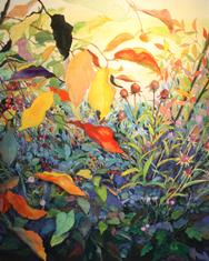 第二回・蔵織日本画塾作品展 18日までです。_d0178448_09282764.jpg