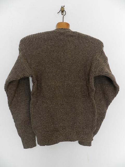 Swedish army 40\'s v-neck knit_f0226051_1330854.jpg